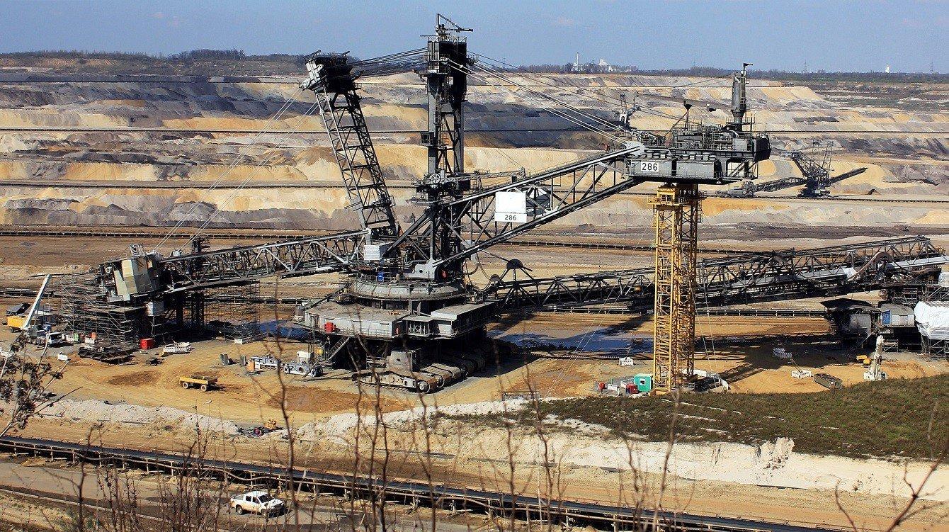 Důl, těžba, zhlí, životní prostředí, Turów