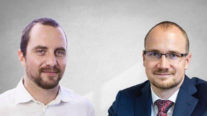 Jan Mašek a Martin Šíp