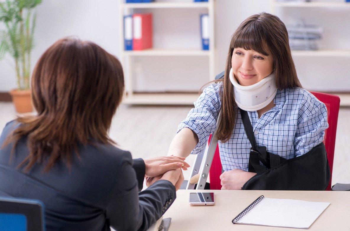 zdravotní stav zaměstnance před pracovním úrazem