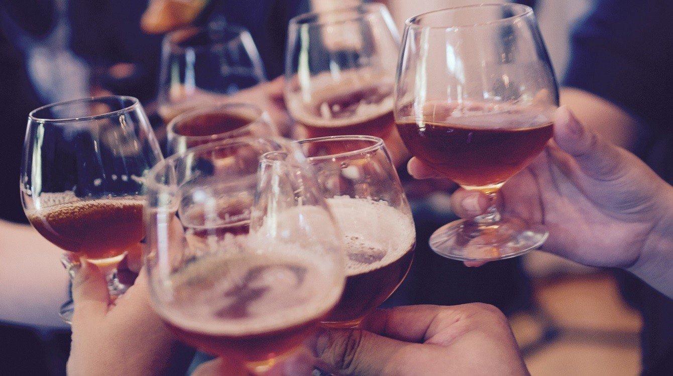 Konzumace alkoholu na veřejných místech