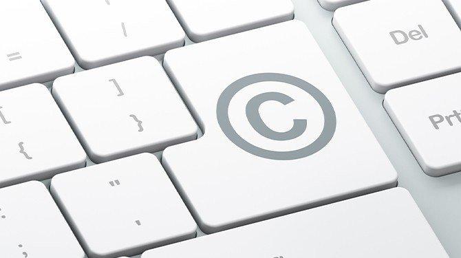 Licencování autorských práv na webu