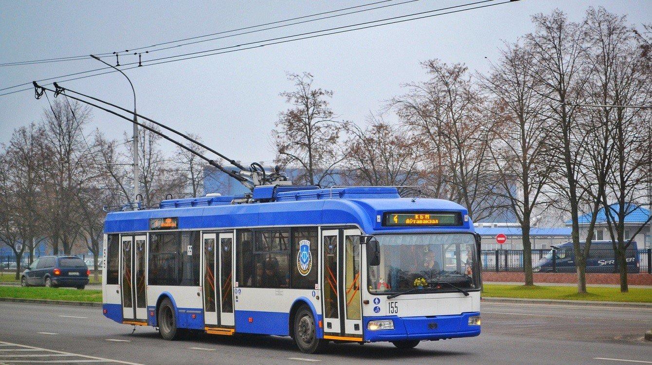 Trolejbus, obnovitelné zdroje