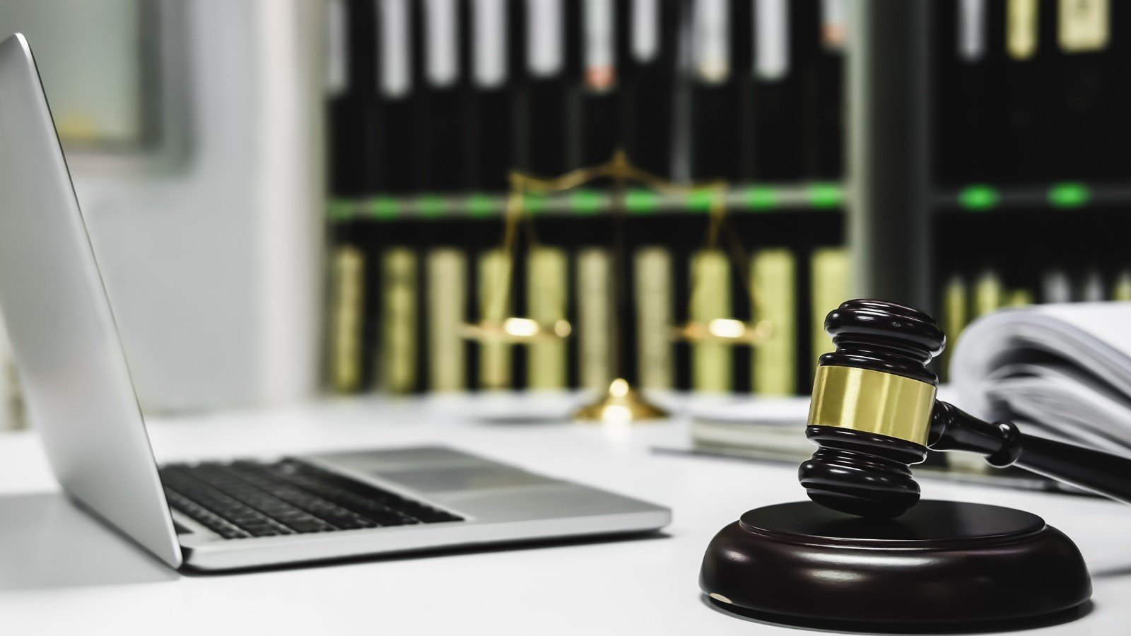 Online soudní jednání