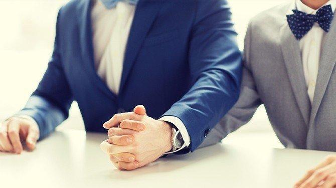 registrované partnerství zákony manželství