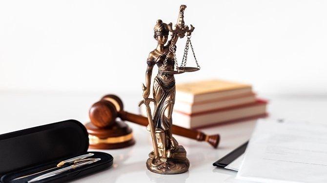 Rozsudek, testování zaměstnanců