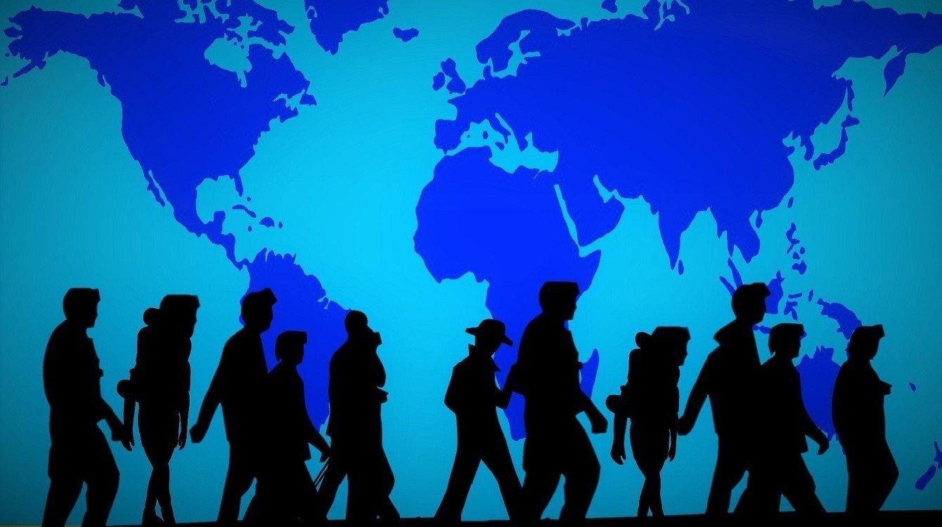 Azyl uprchlíci migrace