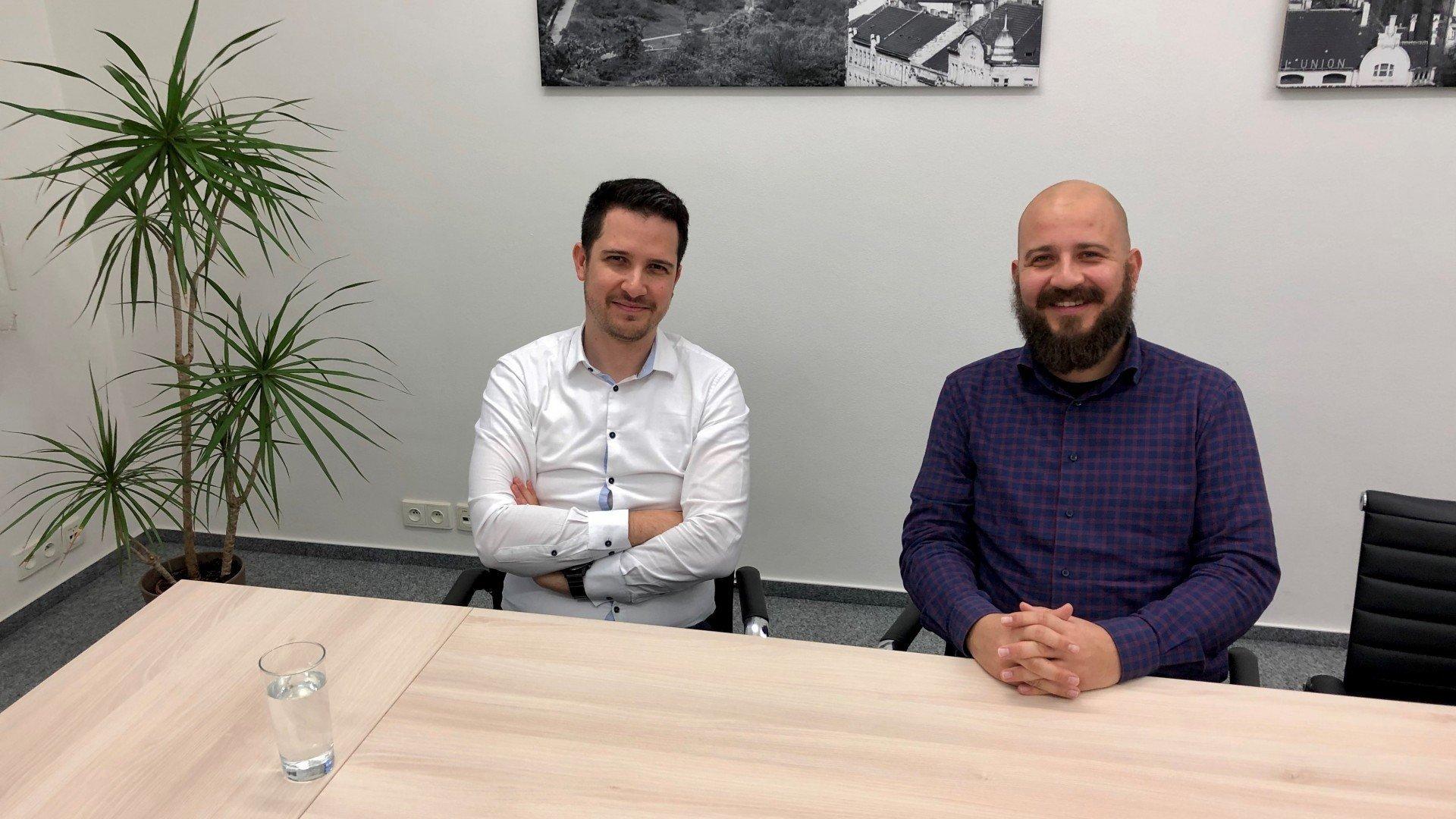 Erik Schwarcz a Sebastian Mach, advokáti a partneři advokátní kanceláře GHS Legal, s.r.o.