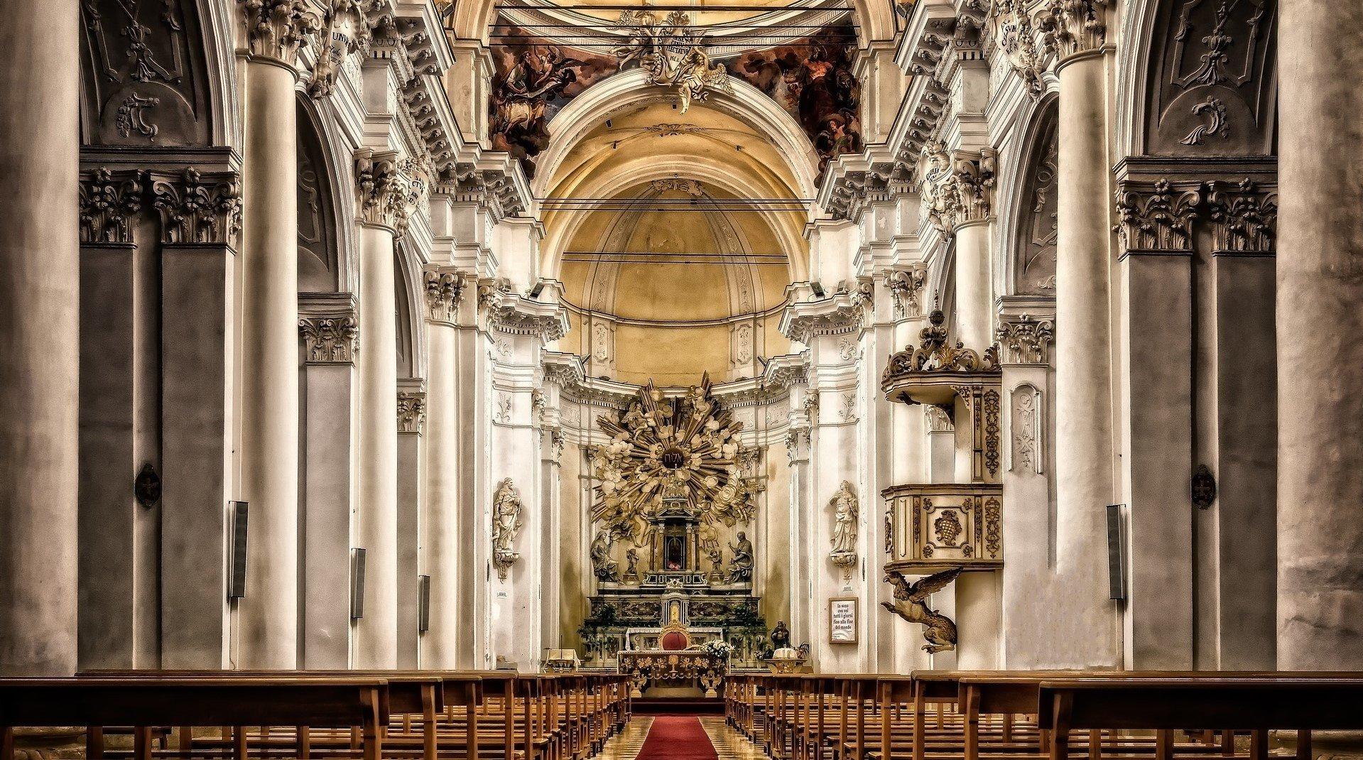 Kostel jako veřejný prostor